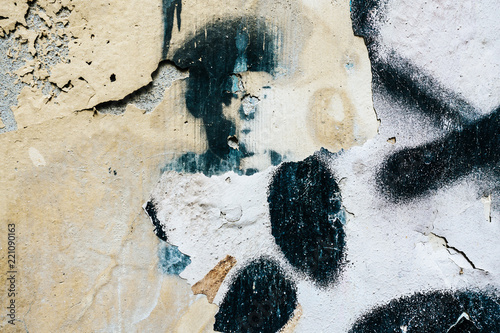 Foto op Aluminium Graffiti Artistic Graffiti abstract background for your text or image