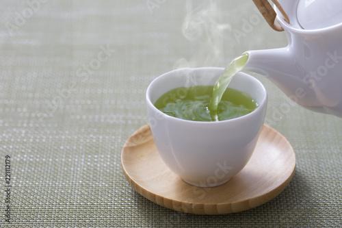 Fotografia 緑茶