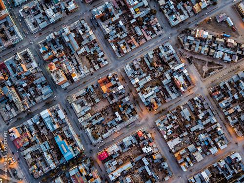 Fotografia, Obraz  Uyuni d'en haut