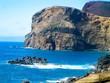 """Insel Faial (Azoren) Vulkan """"Vulcao dos Capelinhos"""""""