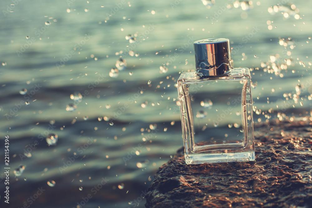 Fototapety, obrazy: male perfume
