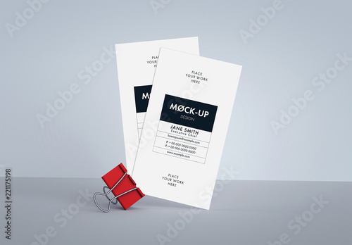 Vertical business card mockup buy this stock template and explore vertical business card mockup colourmoves