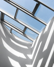 Light, Windows And Shapes
