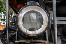 Signal Lamps Of Old Vintage Vi...