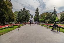 Park Kazimierza Wielkiego W By...
