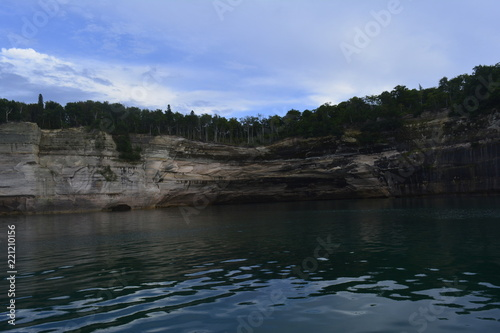 Fotografie, Obraz  Pictured Rocks