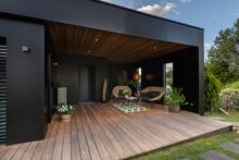 Extension Avec Terrasse D'une...