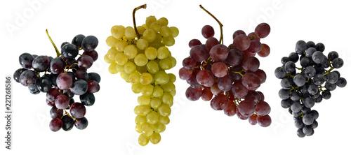 Fotografia, Obraz  gruppo di uve da tavola