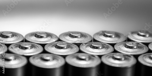 Fotografie, Obraz  Battery Heads