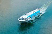 Hydrofoil Speedboat, For Touri...