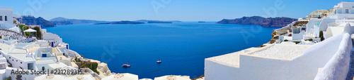 Fototapeta Oia in Santorini obraz