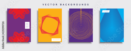 Photo  Vector cover designs