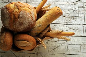 خبز Pane Pan Brot Bread Chleb Brood Leipä ft81026258 نان Pain
