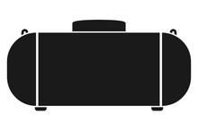 Propane Gas Tank Icon
