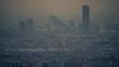 Skyline of Vienna, Austria at dawn in UHD resolution
