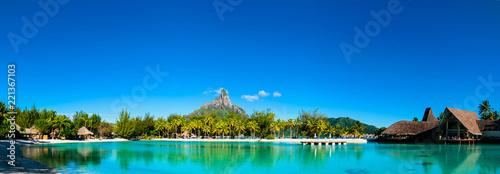 Spoed Foto op Canvas Oceanië Bora Bora