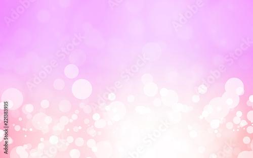 soft pink bokeh background beautiful bright light blurred glitter