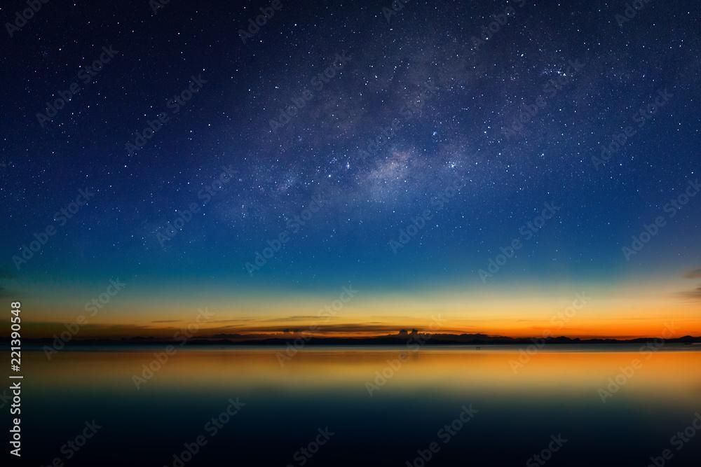Fototapety, obrazy: The twilight sky