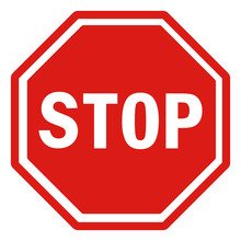 Stop! Traffic Sign