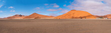 Sossusvlei Namib Desert, In Th...