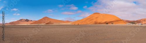 Sossusvlei Namib Desert, in the Namib-Naukluft National Park