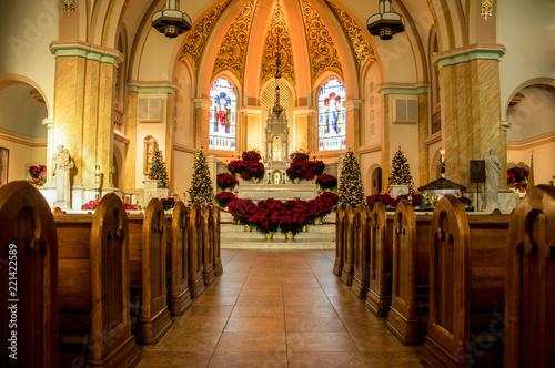 Fotografie, Obraz  Church Decor