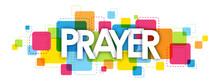 PRAYER Letters Banner