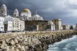 Cadiz, Andalusia, Spain, view of the city