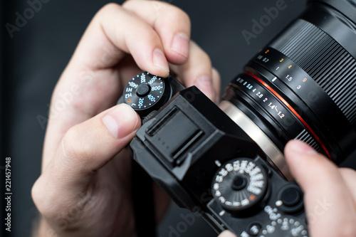 Obraz Photography Camera Teach Learn Course - fototapety do salonu