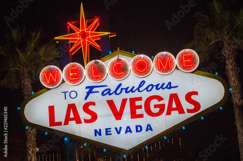 Fotobehang Las Vegas USA national parks