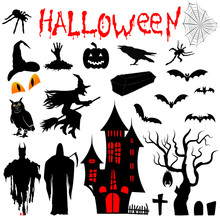 Clipart For Illustrations For Halloween