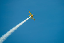 Acrobazie In Volo Con Aereo