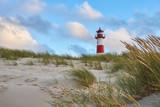 Lighthouse List-Ost on the island Sylt