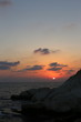Солнце садится за горизонт и кончается день
