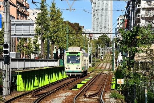 東京 下町 路面電車