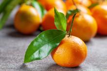 Fresh Juicy Clementine Mandari...