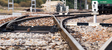 Traditional Train Rails