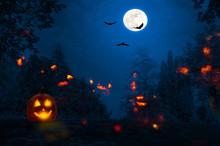 Jack Laterne, Geister, Halloween