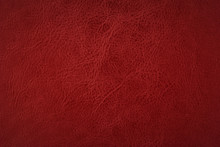 Red Elegance Leather Texture F...