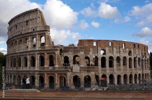 Le Colisée a Rome Poster Mural XXL
