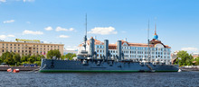 Aurora Cruiser Museum Ship In ...
