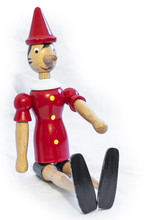 Pinocchio The Wooden Puppet