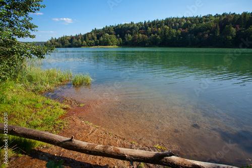 In de dag Noord Europa beautiful wild lake