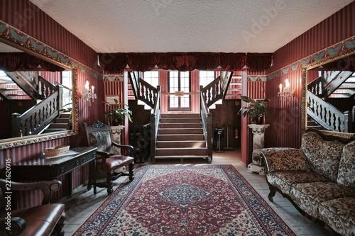 Fotografia, Obraz Ates Hotel im Wilden Westen