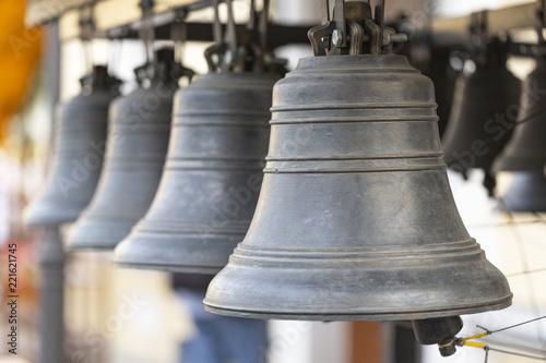 Cuadros en Lienzo Church bell, bell ringing