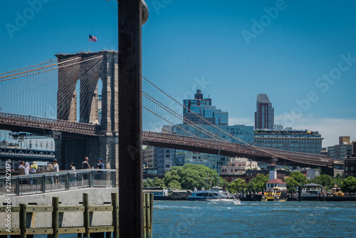 Fotografie, Tablou  From New York Hudson River