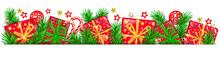 Christmas Horizontal Banner