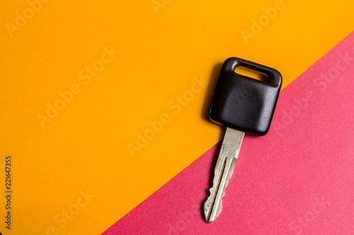 Fényképezés  auto llave