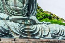 Great Buddha In Kotokuin, Kama...