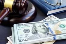 Litigation Finance. Gavel And ...